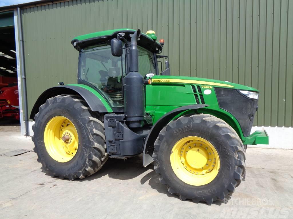 John Deere 7310 R Autopower 50k Tractor