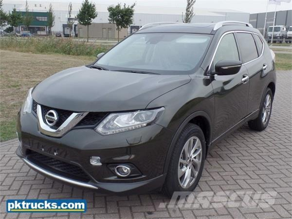 nissan x trail 2 0 le style 7 units occasion prix 19. Black Bedroom Furniture Sets. Home Design Ideas