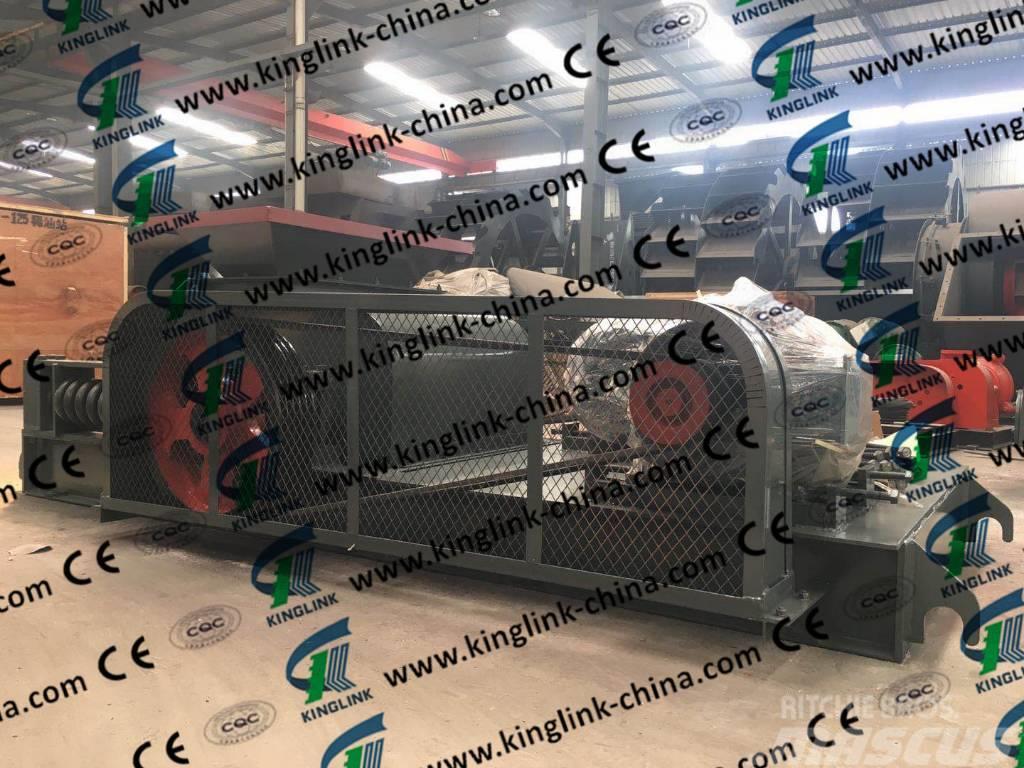 Kinglink KLPGC0404 Teeth Roller Crusher for Coal Mine