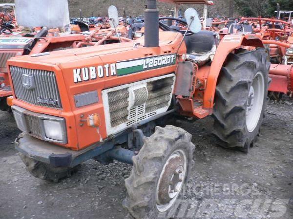 Kubota L2602DT