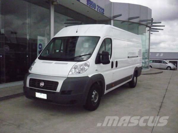 Fiat Ducato Lwb Maxi High Roof