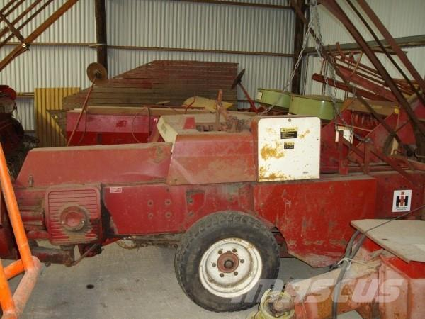 IH 440, Other forage harvesting equipment