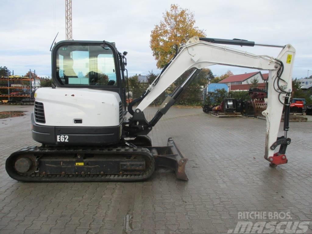Bobcat E 62