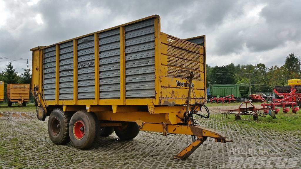 Veenhuis Silagewagen 14-2