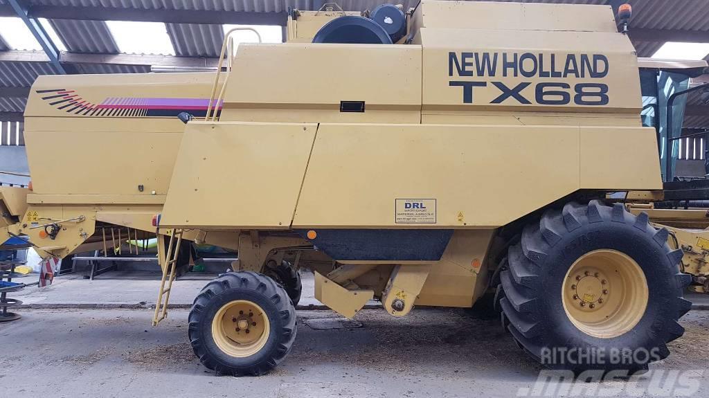 New Holland TX 68 SL H Plus