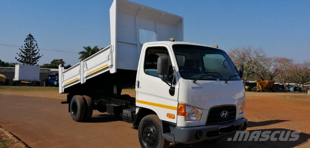 Hyundai MIGHTY HD72 DROPSIDE TIPPER TRUCK