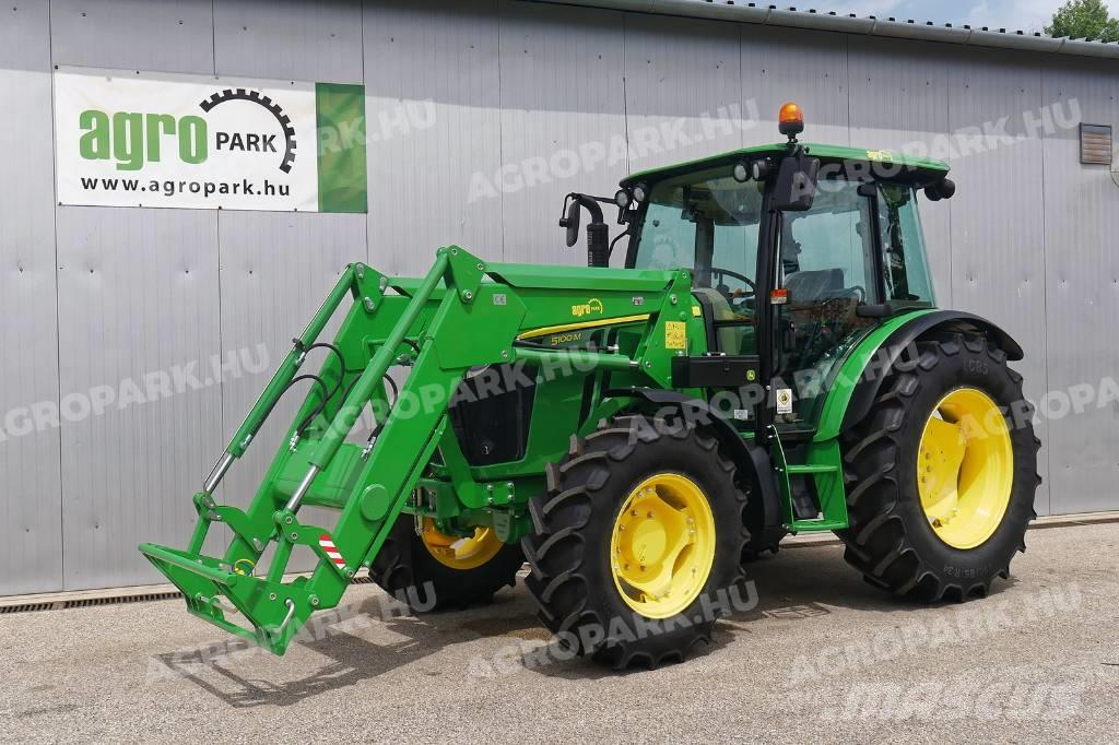 [Other] New Front loader for John Deere 5085M/5090M/5100M