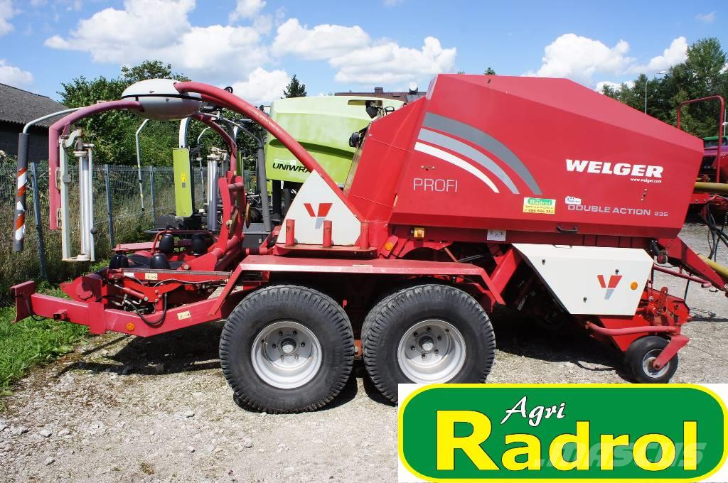 Welger 235 Double Action