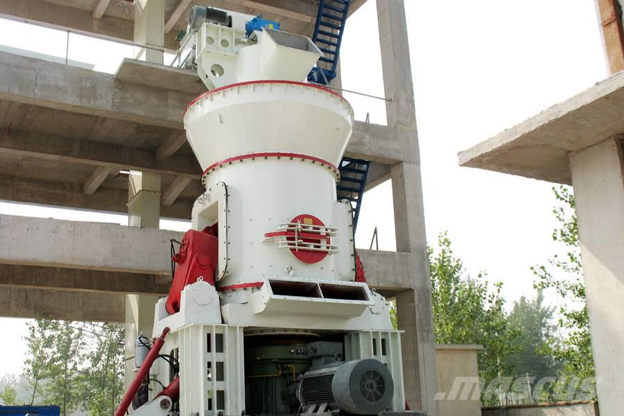 Liming 18-20tph LM150M Vertical Mill