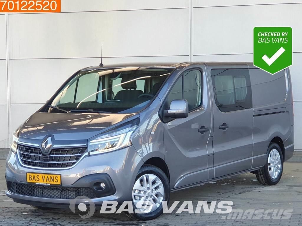 Renault Trafic 2.0 DCI 145PK Automaat Luxe Dubbel Cabine L