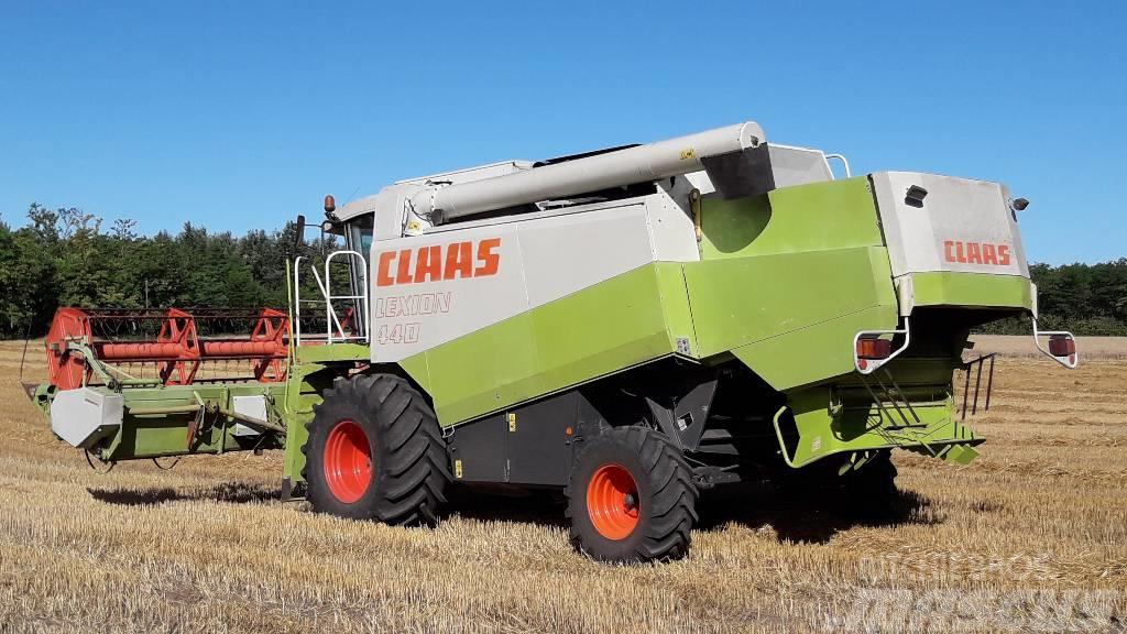 CLAAS Lexion 440 (mercedes)