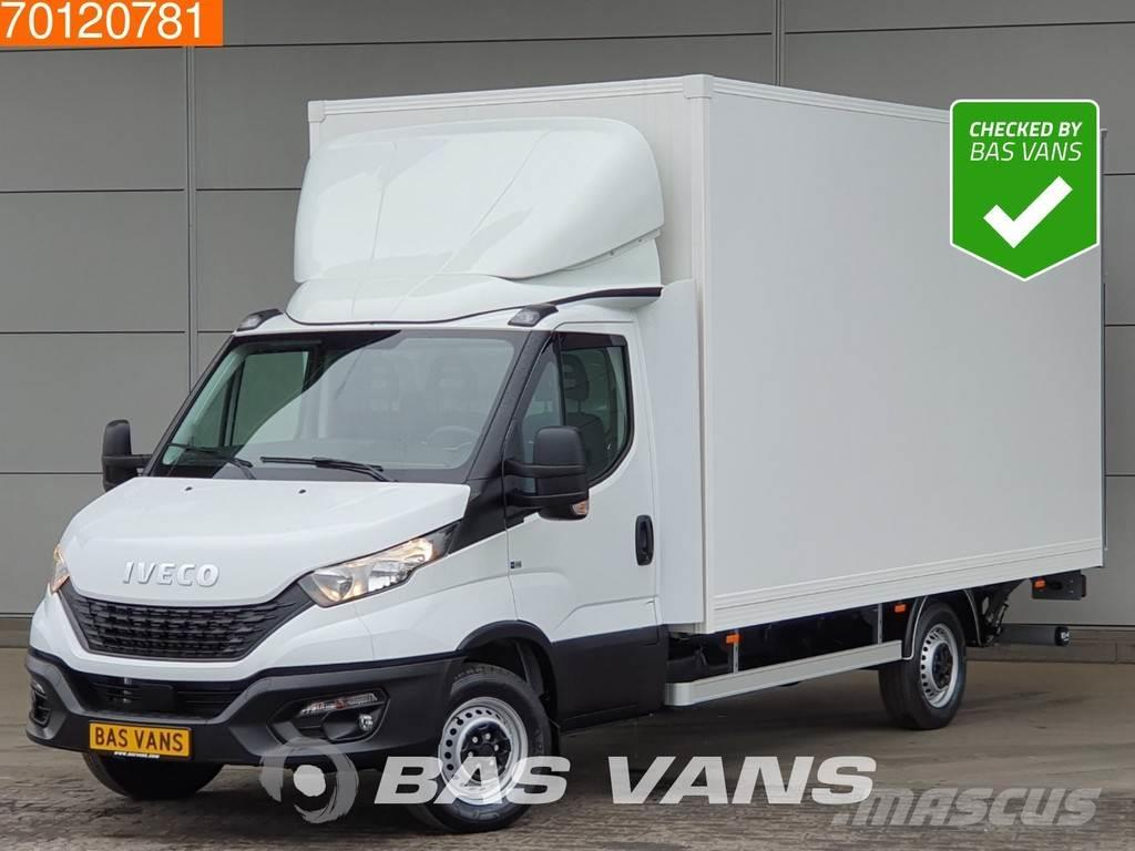 Iveco Daily 35S18 3.0 180PK Koffer mit Ladebordwand Klim