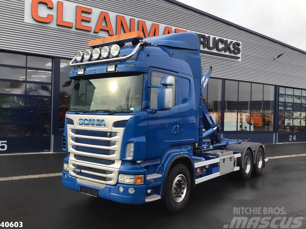 Scania R 480 6x4