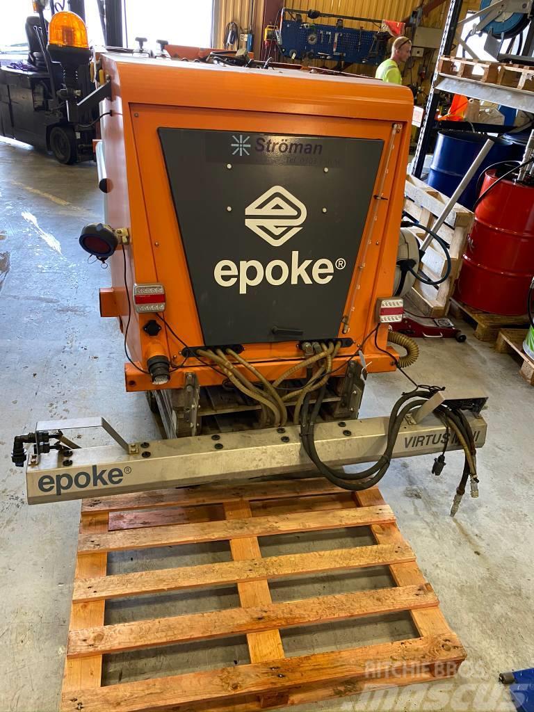 Epoke lakespridare 750 liter