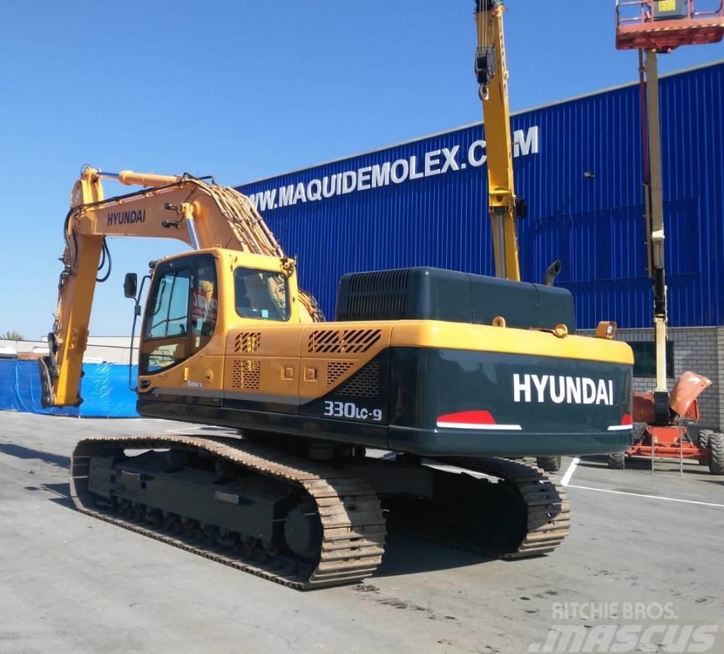 Hyundai Robex 330 LC-9 A(0042)