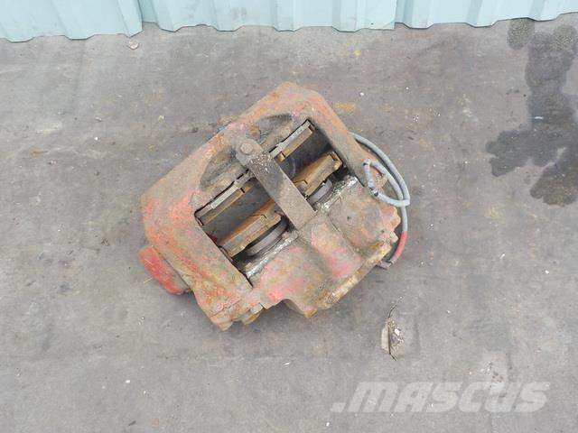MAN TGA Slide brake calliper left 81508046319