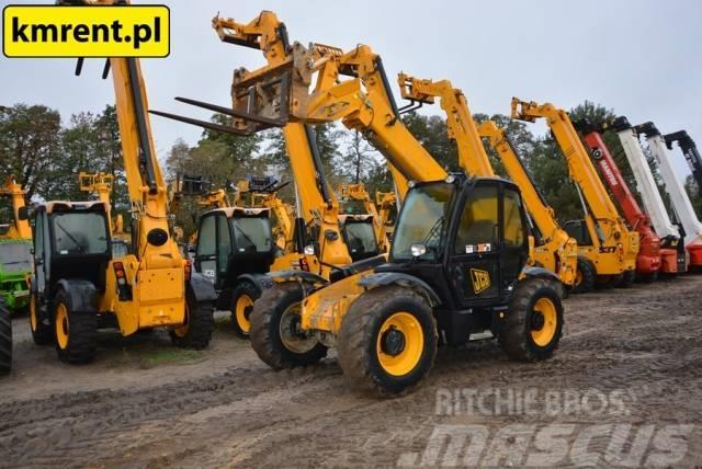 JCB 531-70 536-70 535-95 MANITOU 625 932 CAT TH336 406