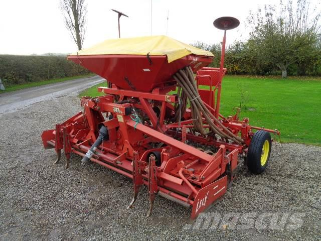 Lely 3 meter combination
