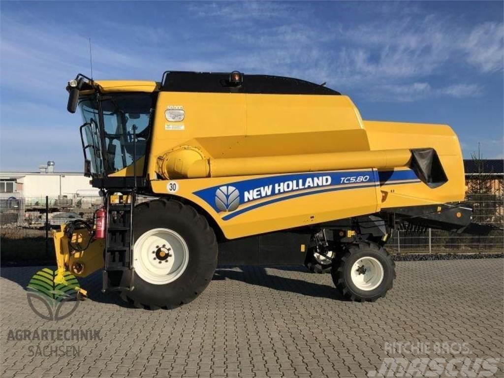 New Holland tc 5.80
