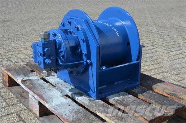 [Other] DEGRA Winch/Lier/Winde 2,5 Tons DHW3-25-60-13.5-ZP