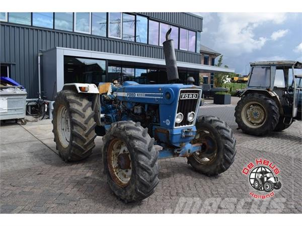 Used Ford 6600 4wd  Tractors Year  1980 Price   10 539 For