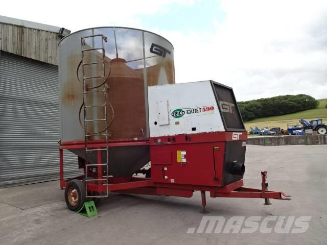[Other] Opico Quiet 590 Mobile Grain Dryer