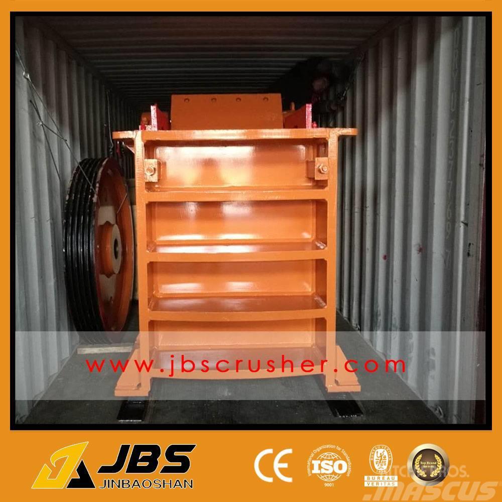 JBS 100TPH Granite crusher Plant Primary Jaw Crusher