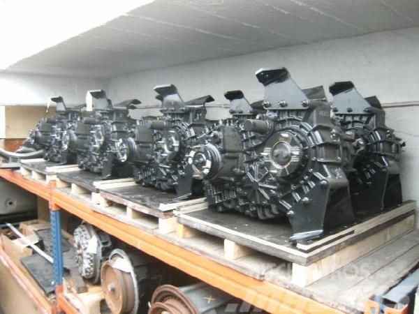 MAN G172Z für TGX/TGS/TGA/F2000 G 172 Z, 2012, Växellådor