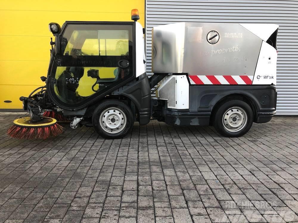 Schmidt Kehrmaschine Nilfisk Ranger CR 3500
