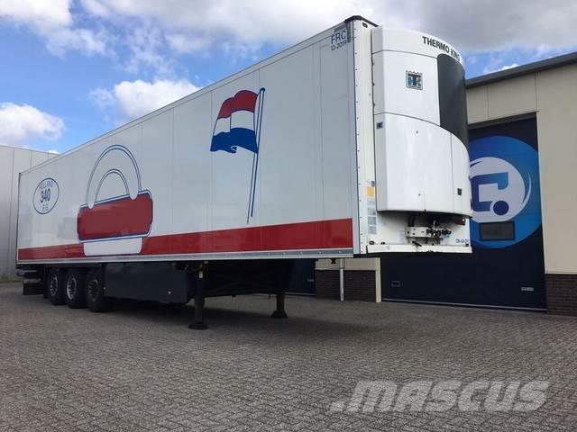 Schmitz Cargobull SCB*S3B 3-assige Cool-trailer + Thermo King SLXe 4