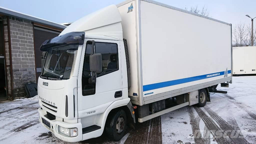 Iveco Eurocargo ML75E18 only 200446km