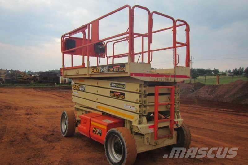 JLG 3369LE 11.86m Working Height Electric Scissor