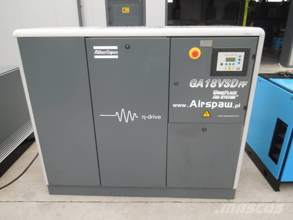 Atlas Copco GA18VSDFF