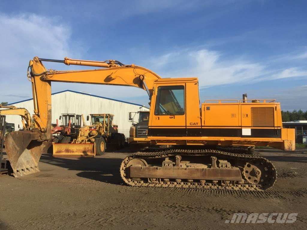 Caterpillar 229 German Machine !!! Super Condition !!!