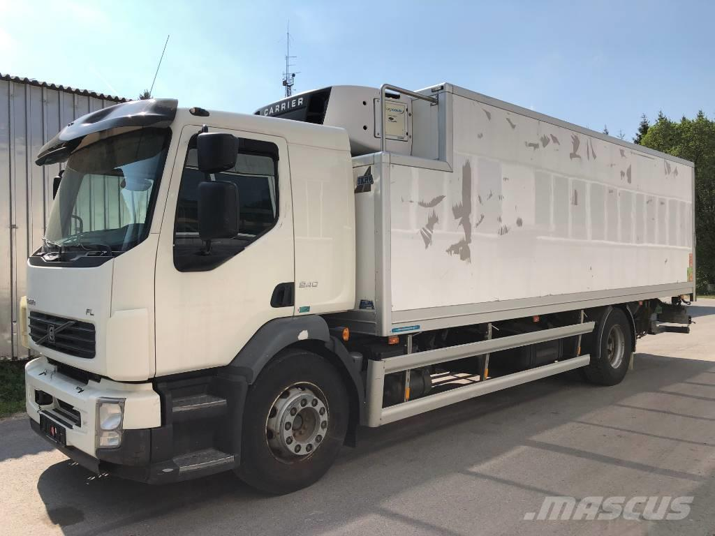 Volvo FL 240 4X2 CARRIER EURO5 CNG