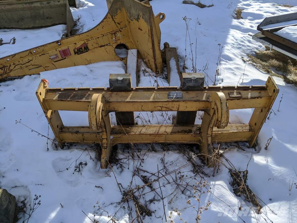 [Other] FORK WHEEL LOADER ATTACHMENT