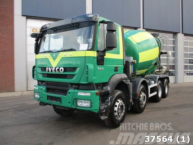 Iveco Trakker AD340T36 8x4 CIFA 8m3