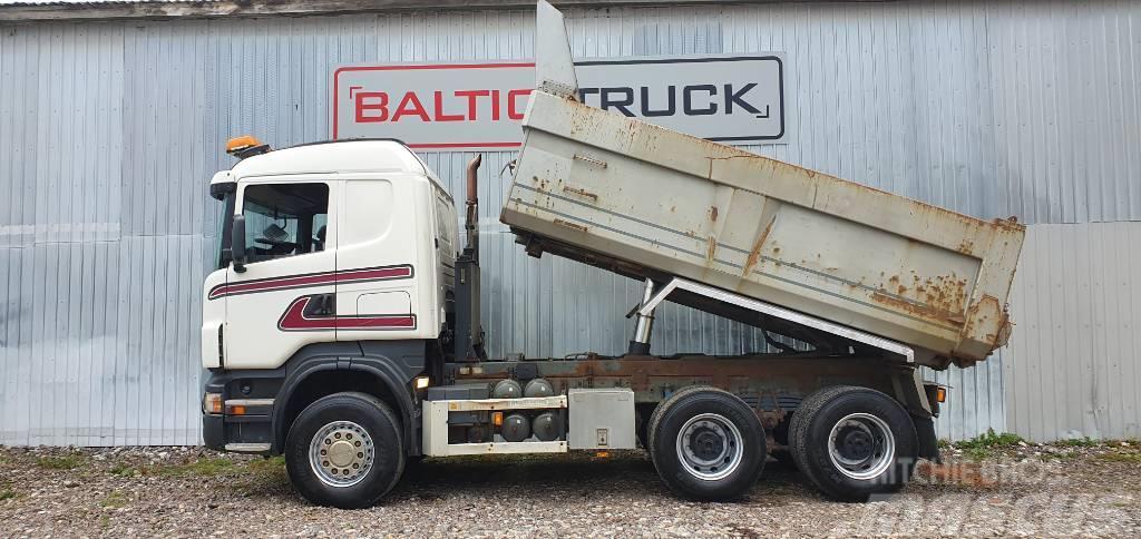 Scania R 500 6x4