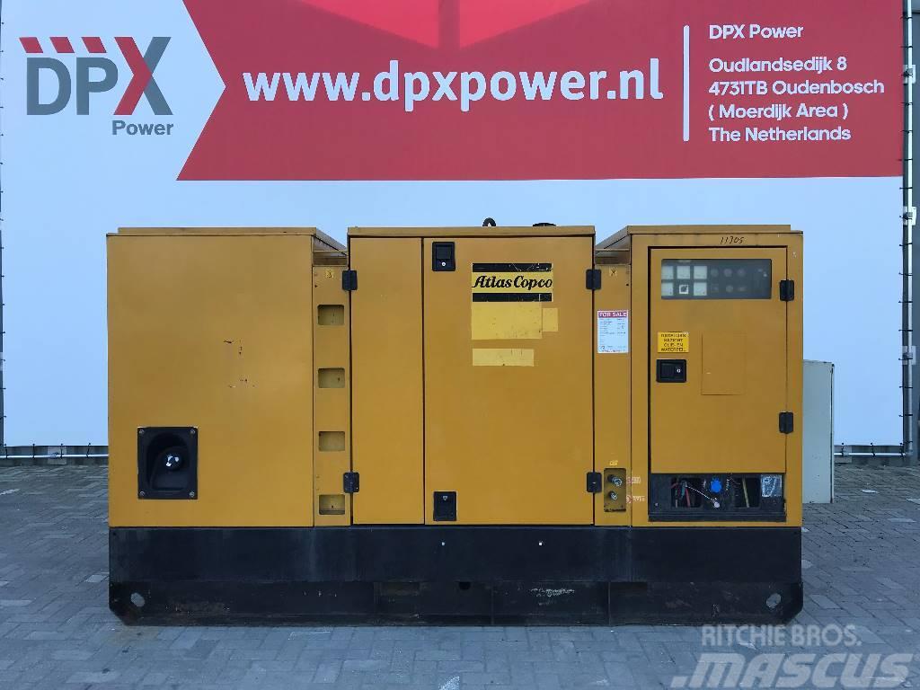 Atlas Copco QAS228 - 228 kVA Generator - DPX-11305
