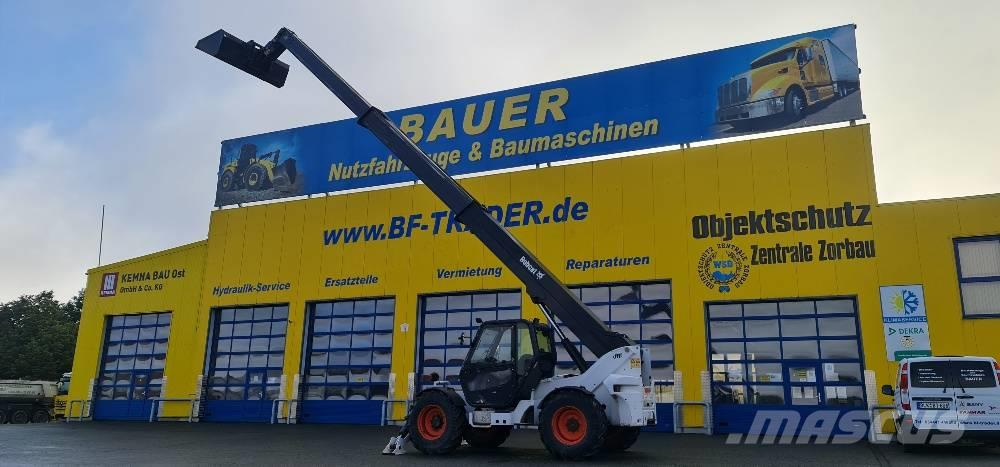 Bobcat T 40140 Schaufel & Gabel 4to, 14m