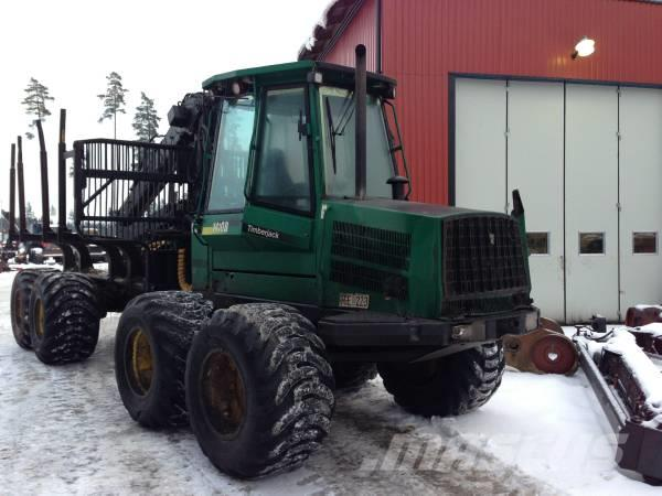 Timberjack 1410B Demonteras