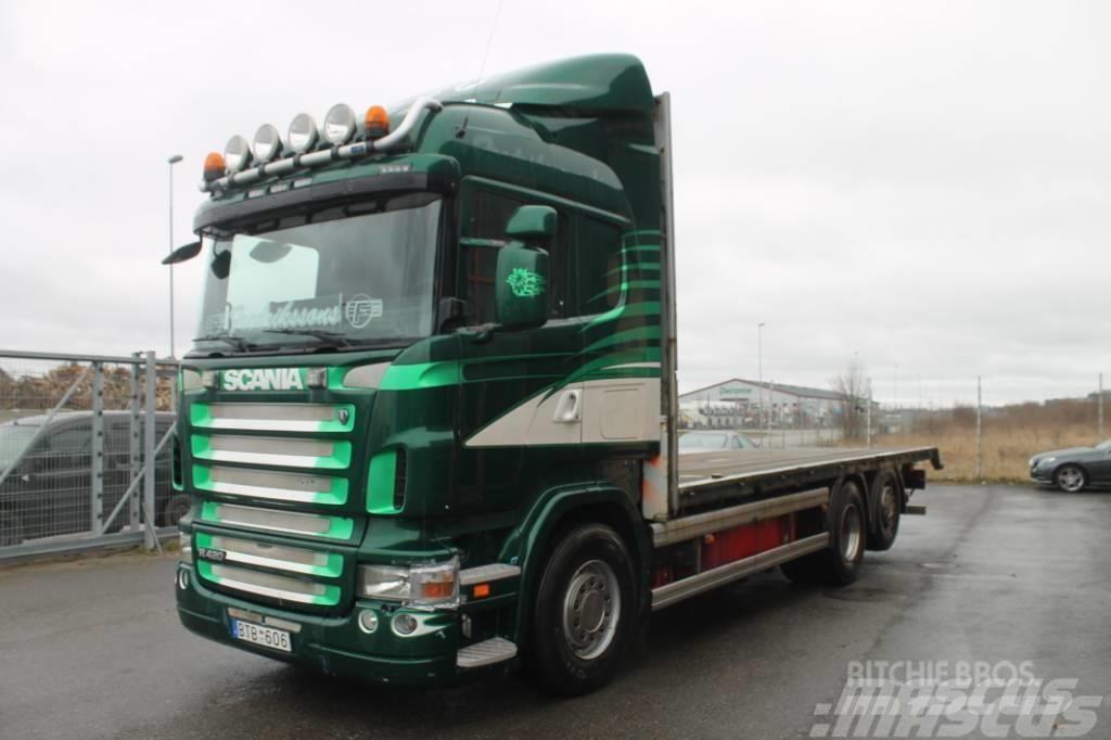 Scania R 420 LB 6X2 Euro 5