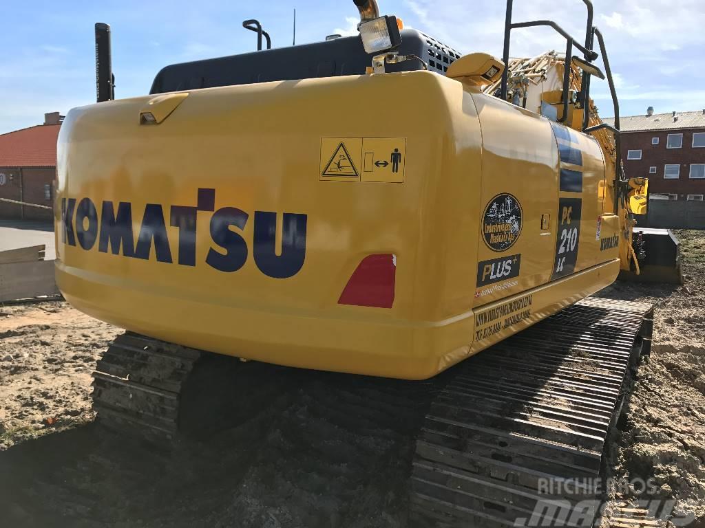 Komatsu PC210 -10/PC 210 gravemaskine