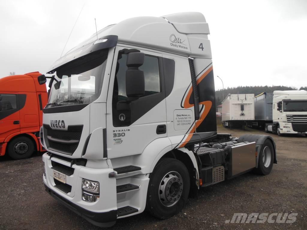 Iveco Stralis 440S33 CNG
