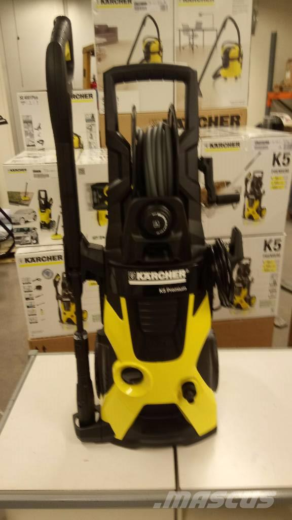 used k rcher k5 premium kysy tarjous light pressure washers year 2017 price 351 for sale. Black Bedroom Furniture Sets. Home Design Ideas