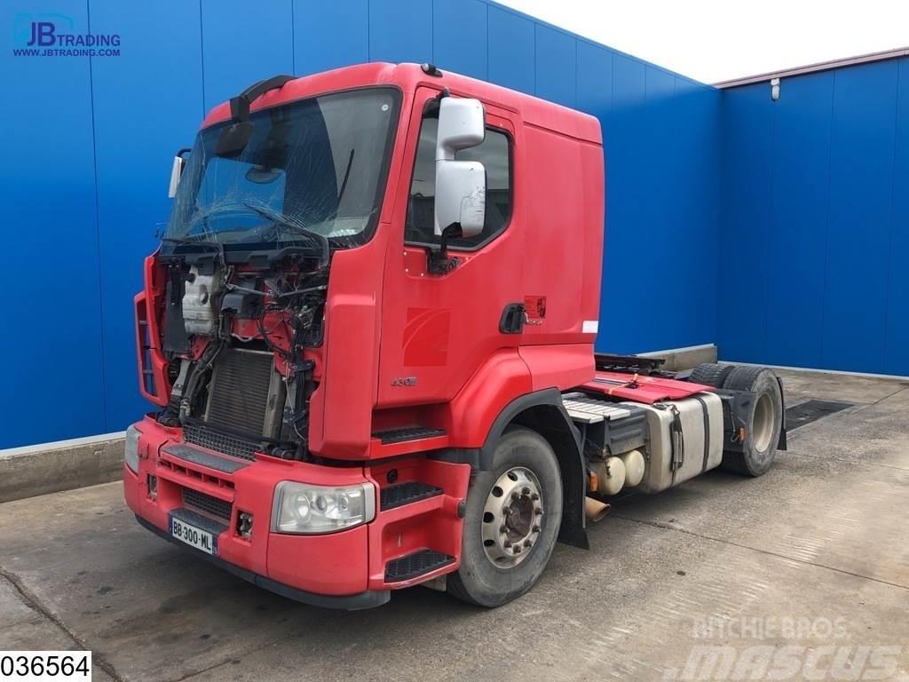 Renault Premium 430 Dxi EURO 5, Retarder, PTO