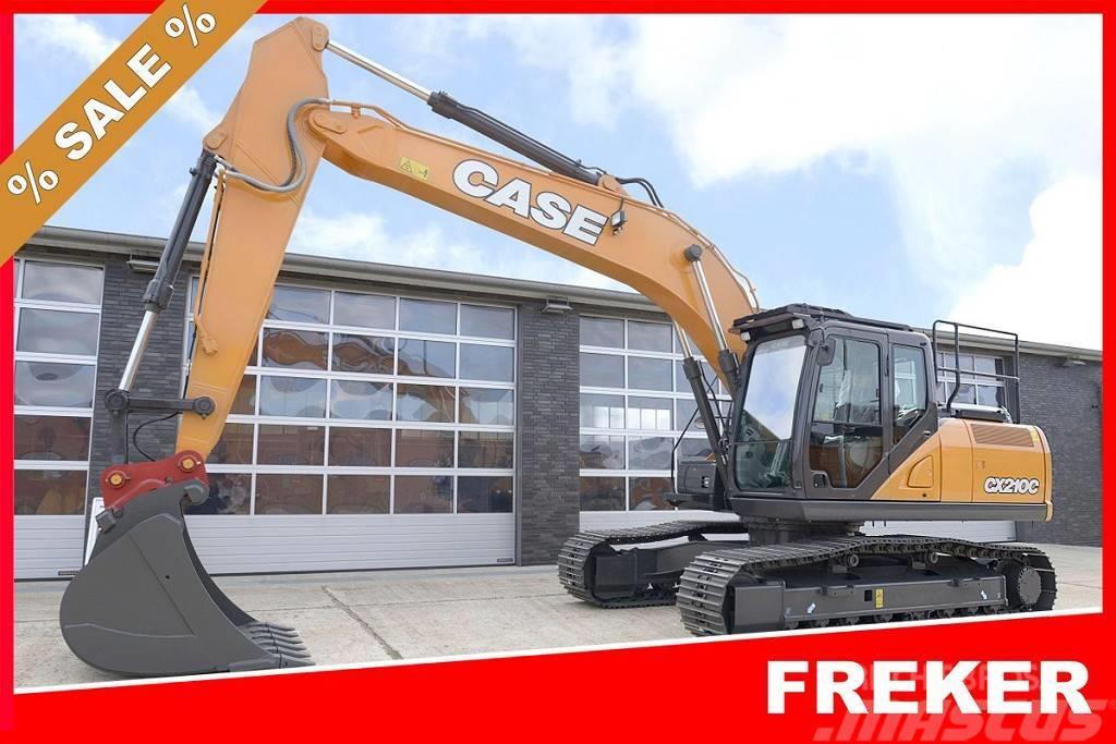 CASE CX210C .. Spezial Preis .. NEW - NEW - NEW