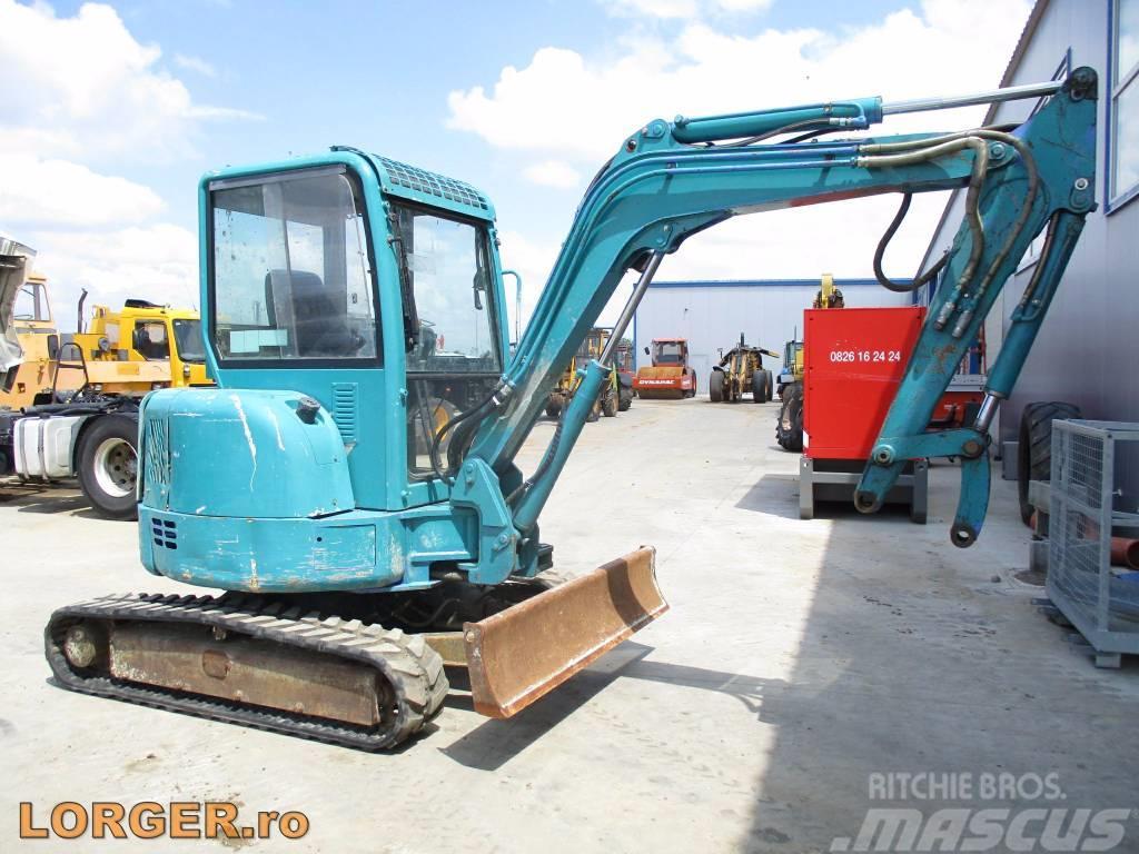 Komatsu (NKK) NS 35R-3