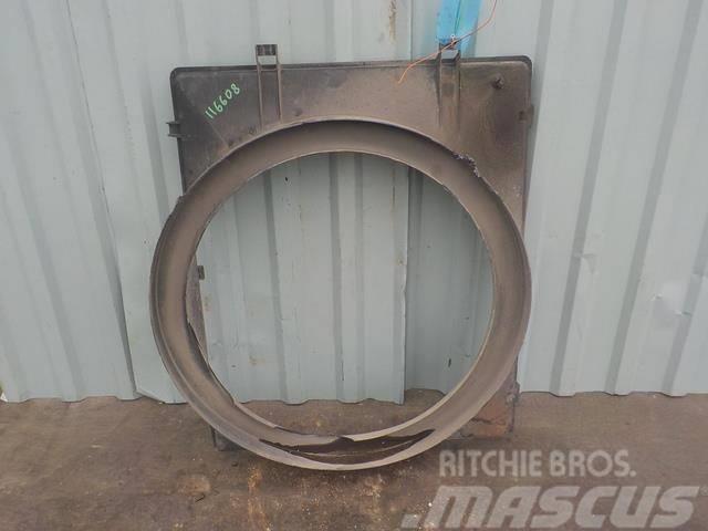 Mercedes-Benz Atego MPI Radiator wind tunnel 6795050155