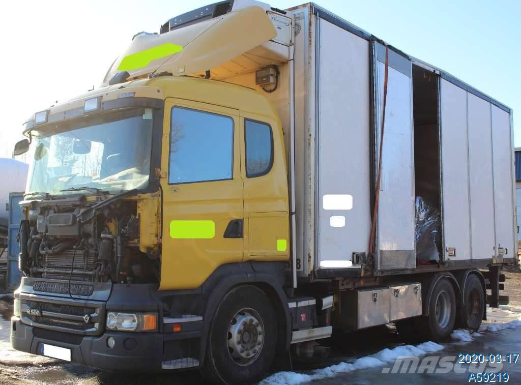 Scania R 500 LB 6X2